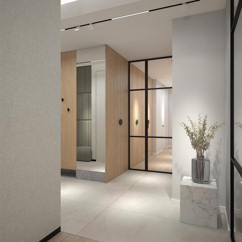 hall_apartament_premium_projekt_wnetrza
